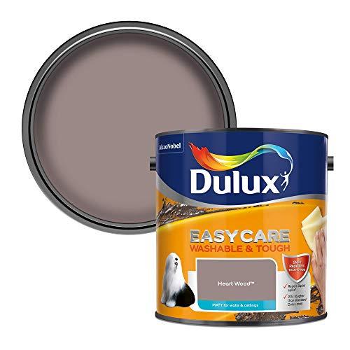 Amazon UK, Dulux, Küche, pflegeleichte und robuste, matte Farbe, 2,5 l, braun, 5293134