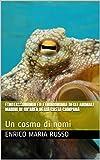 Etnotassonomia ed etnobionimia degli animali marini in un'area della costa campana: Un cosmo di nomi (Tesi sperimenta in Antropologia) (Italian Edition)