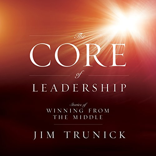 The Core of Leadership audiobook cover art