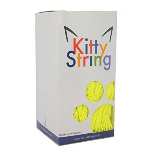 Kitty String Normal Yo-Yo String 10 pk - Yellow