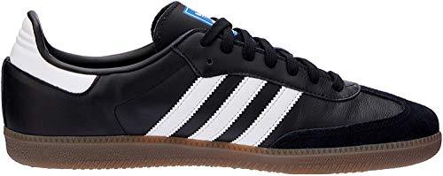 adidas Herren Samba Og Gymnastikschuhe, Schwarz (Negbás/Ftwbla/Gum5 000), 41 1/3 EU