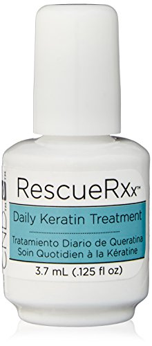 CND RescueRXx Daily Keratin Treatment 0.125 Fl Oz x40 / 3.7ml x40