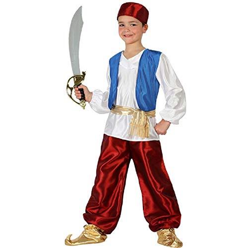 Atosa-98591 Disfraz Árabe, 5 a 6 años (98591)
