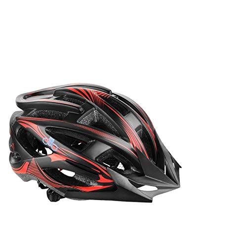 Fahrradfahrausrüstung Männer und Frauen Kielhelm integrierte Sicherheitsausrüstung Reitkappe Schutzhelm