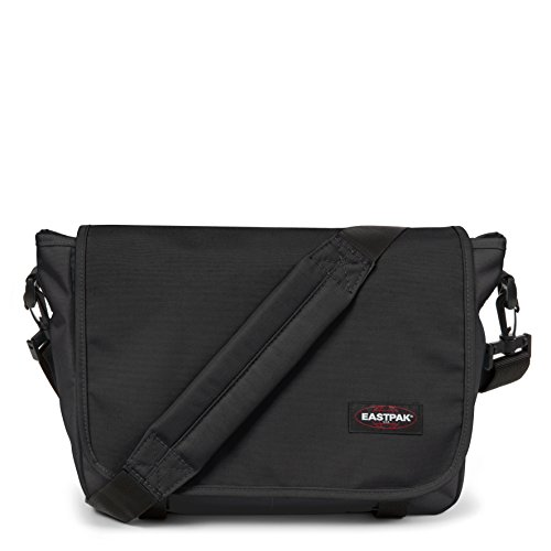 Eastpak Jr Bolso Bandolera, Color Negro