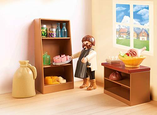 Tienda Familia Keller Playmobil - Heidi (70257)