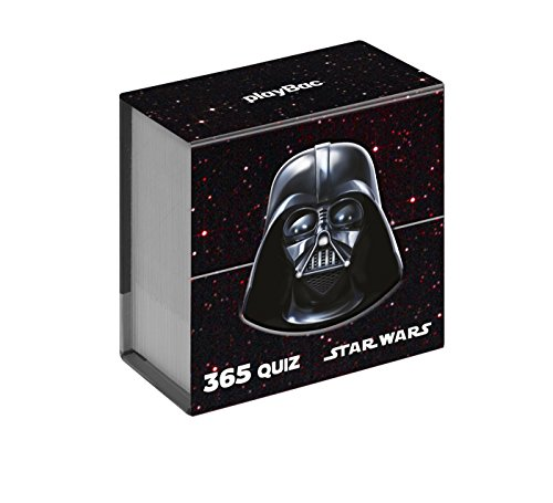 Mini calendrier - 365 quiz Star Wars (P.BAC.MINIS 365)