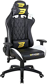 UK Best Gaming Chair Pick BraZen: photo