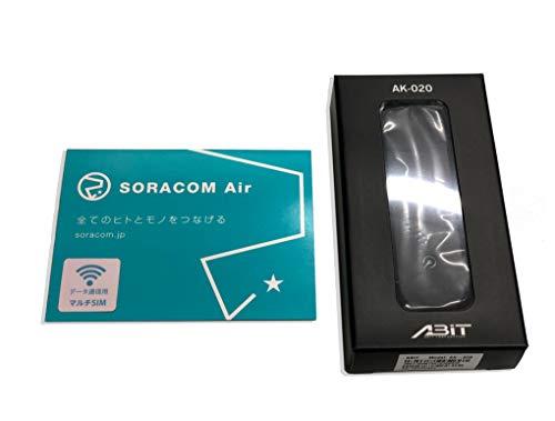 3G USBドングル AK-020 SORACOMスターターキット