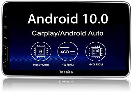 Top 10 Best 2 din android car stereo Reviews