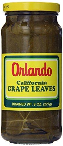 Orlando Grape Leaves 8 0z (Pack of 2)