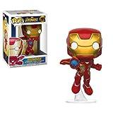 Funko - 26463 Avengers Infinity War Iron Man Pop 1 Figurine