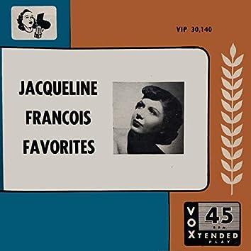 Jaqueline Francois Favorites (1956)