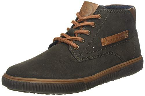 bugatti Herren 321603351400 Desert Boots, Grau, 42 EU
