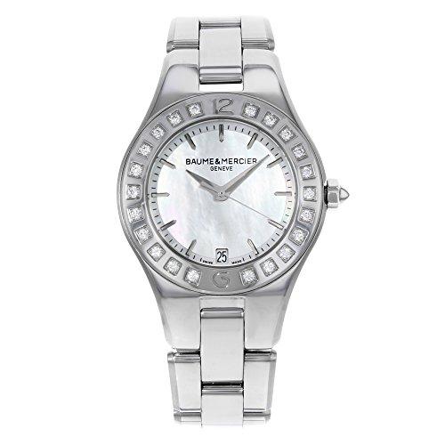 Baume&Mercier MOA10072 Reloj de pulsera para mujer
