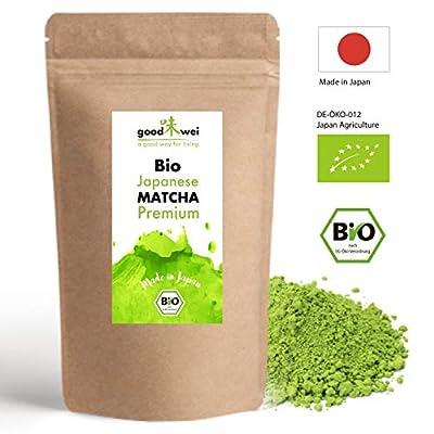 Origine Japon - Thé vert Matcha 100% organique - qualité optimale