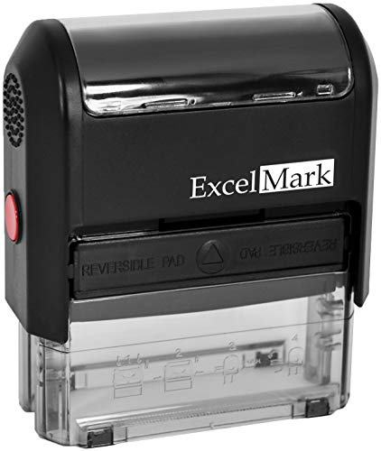 Custom Stamp - Return Address Stamp - Self Inking Stamp Design 4 Photo #2