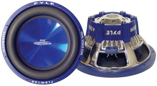 Pyle PLBW154 15-Inch 1500 Watt DVC Subwoofer