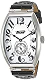 Tissot Unisex-Adult Porto Mechanical Stainless Steel Dress Watch (Model: T1285051601200)