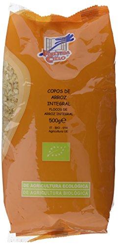 La Finestra Sul Cielo, Cereales para tomar en frío - 6 de 500 gr. (Total 3000 gr.) Pack de 6
