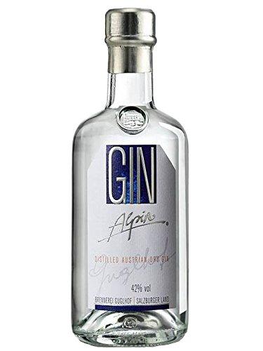 Gin Alpin Österreich Dry Gin 0,35 Liter