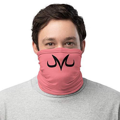 Majin M Symbol Evil Resuable Neck Gaiter, Face Mask, Face Cover, Scarf, Dust Shield