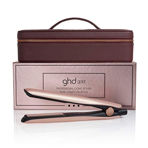 GHD Gold Royal Dynasty - Plancha de cabello profesional