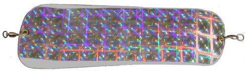 musgo agarre de goma Fladen Celtic Trolling con Neon Punta Color puede variar econ/ómica Trolling ca/ña con Composite Blank en tres longitudes