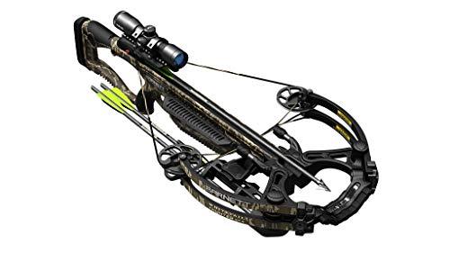 BARNETT Whitetail Hunter STR Crossbow, Mossy Oak Bottomland