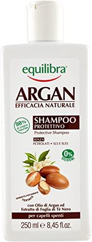Equilibra Argan Shampoo Protettivo, 250 ml