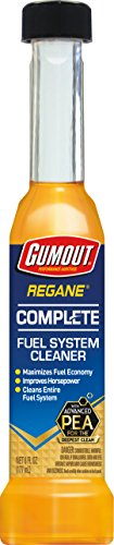 Gumout 510014 Regane Complete Fuel System Cleaner, 6 oz.