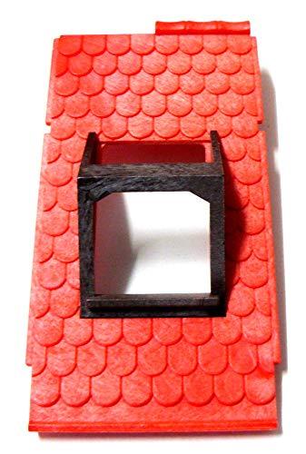 playmobil ® - Ritterburg 3665 3666 3667 - Burg - 1 Dach Dachteile + Verbinder+ Fensterrahmen