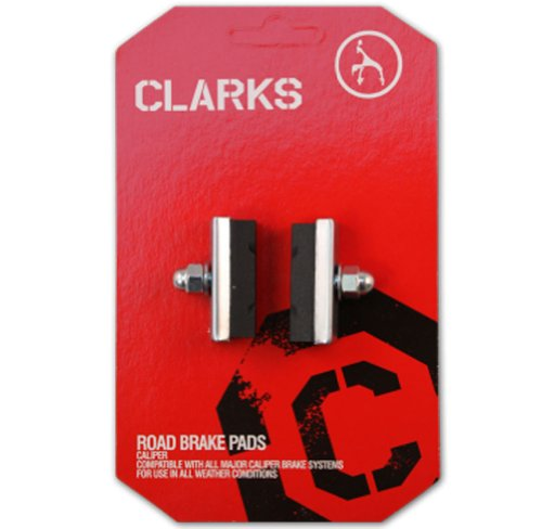 Clarks x Pattern Road Brake Pads for Weinmann, Raleigh and Other Calipers, 35 mm