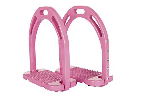 HKM SPORTS EQUIPMENT GmbH 12, 7673 - Staffa per sellino e Briglia, Colore: Rosa