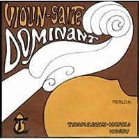 Dominant ドミナント 4/4バイオリン弦Weich(ソフトテンション) Dominant 4/4 Violin String Weich (3番線 D線 132 Weich (ペルロン/アルミ巻))