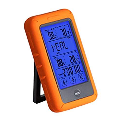 DHTOMC Termómetro digital de alimentos para cocina, barbacoa, temperatura de cocción, lectura instantánea