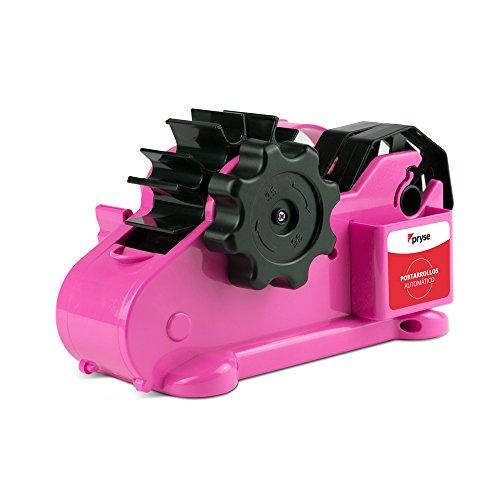 Pryse 2210053 - Portarrollos, color rosa