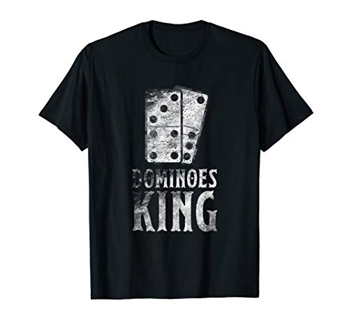 Domino King T-Shirt