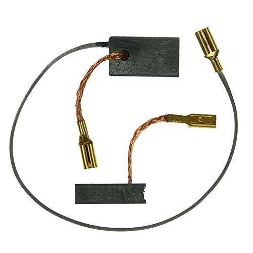 Kohlebürsten für Bosch GBR 14 C,GWS 14-125 C,14-125 CE