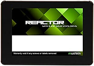 Mushkin 2TB Reactor Internal Solid State Drive (SSD) - 2.5 Inch - SATA III - 6Gb/s - MLC - 7mm - MKNSSDRE2TB