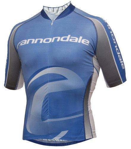 Cannondale Herren Dart Team Bike Jersey, Blau, XXX-Large