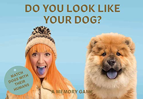 Do You Look Like Your Dog: Match Dogs with Their Humans: A Memory Game