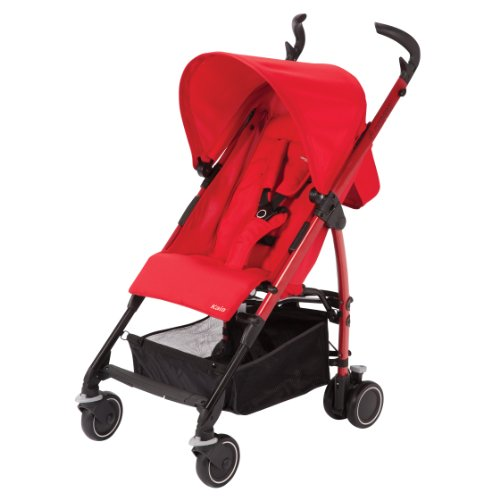 Best Bargain Maxi-Cosi Kaia Stroller, Intense Red