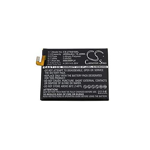 cellePhone Akku Li-Polymer kompatibel mit ZTE Blade A610 A610C A610T V6 Max - Yuanhang 4 (Ersatz für 466380PLV)