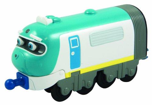 Chuggington Die-Cast – La Locomotive Toot – Véhicule Miniature 6 cm