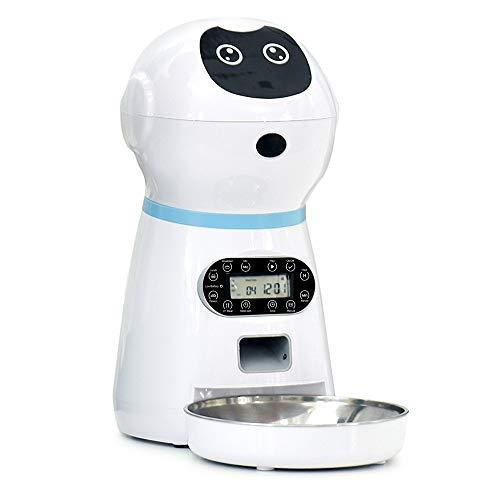 Smart Pet Feeder Gatto E Cane 3.5L Quantitativa In Tempo...