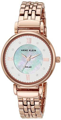Anne Klein Considered AK/3630 - Reloj de pulsera para mujer con acento de cristal Swarovski
