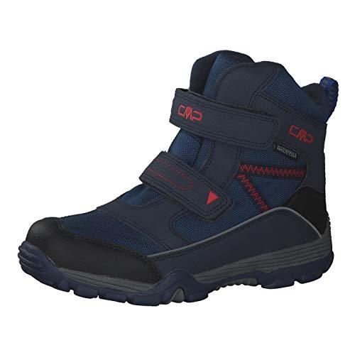 CMP Kinder Winterstiefel Pyry Snow Boot WP 38Q4514J Black Blue 36