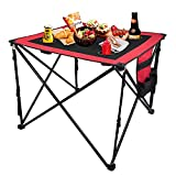 LESES Portable Picnic Table Lightweight with...