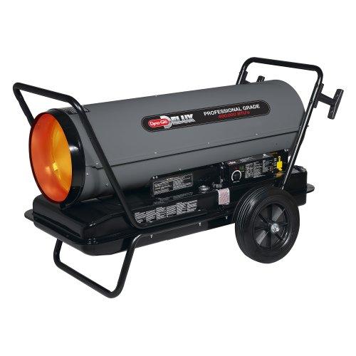 Dyna Glo, KFA400DGD, 400,000 BTU Kerosene Forced Air Heater with Thermostat